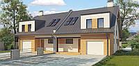 Дорожное строительство  - Строительство коттеджей и малоэтажных домов  - Изготовление, сборка и монтДом № 2,42, фото 1