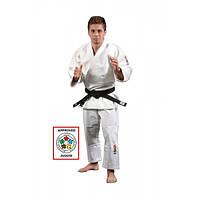 Кимоно дзюдо белое Daedo IJF JUDO2001 (170см)