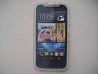 Силиконовый чехол бампер для HTC DESIRE 310  D310W