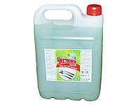 Чистюня средство для мытья посуды Зеленое яблоко 5л