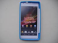 Силиконовый чехол бампер для Sony Xperia SP M35h