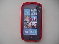 Чехол накладка бампер для Nokia Lumia 510