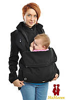Пальто кашемировое 3в1: беременность, слингоношение, обычное пальто (демисезонное)