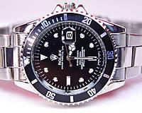 Мужские наручные часы Rolex Submariner Silver (копия)