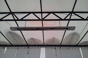 Инфракрасный обогреватель потолочный Билюкс У1000 для улицы, фото 2