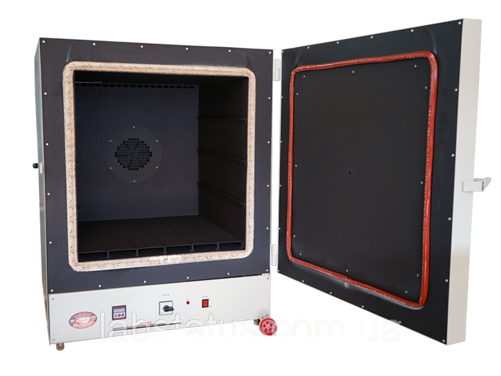 Сушильный шкаф СНОЛ-220/350 (вентил., сталь, микропроц.)