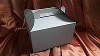 Коробки для тортов, 400х400х300