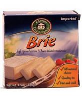 Сыр бри Kaserei Champignon Brie с белой плесенью, 125 г