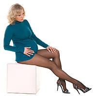 Колготы для беременных fitnes с утяжкой по ноге
