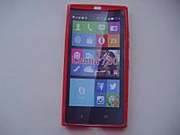 Чехол бампер накладка Nokia Lumia 730