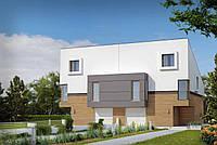 Строительство коттеджей и малоэтажных домов  - Изготовление, сборка и монтаж.Дом № 2,43