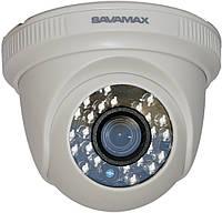 MHD видеокамера SAV 38 DFHD-P купольная на 2.1Мп