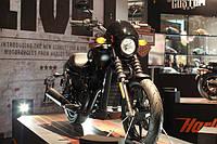 Новинки Harley Davidson в Милане 2013