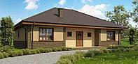 Строительство коттеджей и малоэтажных домов  - Изготовление, сборка и монтаж.Дом № 2,44