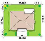 Строительство коттеджей и малоэтажных домов  - Проект Дома № 2,44, фото 3