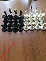 Шахматы пластмасса без коробки и поля для игры