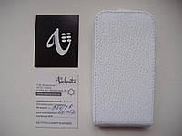 ЧЕХОЛ-КНИЖКА (КОЖА) VALENTA для  Apple iPhone 4/4S