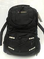 Рюкзак Onepolar 1969 спортивный школьный ортопедический черного цвета