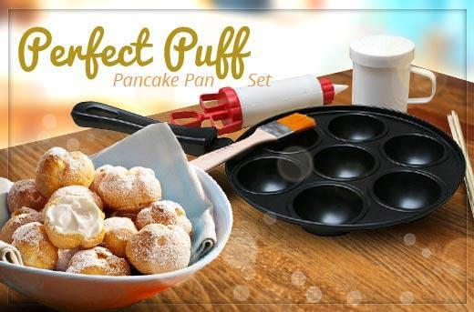 Набор для выпечки пончиков perfect puff, фото 2
