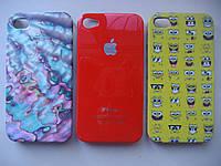 Чехол-бампер для Apple iPhone 4/4S   КАЧЕСТВО !!!