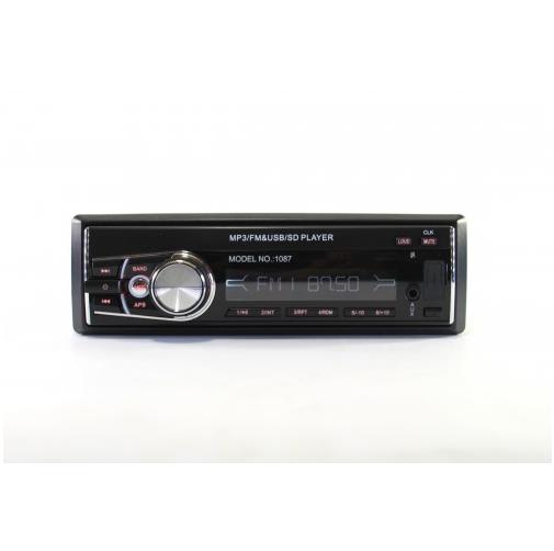 Автомагнитола MP3 1087