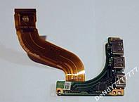 ESATA USB HDMI плата + шлейф Toshiba Portege R700