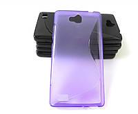 Чехол-бампер для Huawei Honor 3С