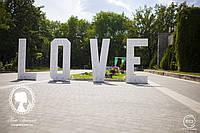 Фотозона буквы LOVE
