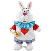 Мягкая игрушка «Плюшевый Белый кролик, Алиса в стране Чудес» Дисней Alice in Wonderland Disney, фото 1
