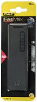 Лезвие 18мм FatMax® с отламывающимися сегментами  (10шт.)  STANLEY 2-11-718