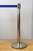 Стойка с вытяжной лентой 2,5м, тенсатор ЛТ 03
