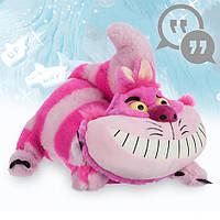 """Мягкая игрушка, плюшевый """"Говорящий Чеширский кот, Алиса в Зазеркалье"""" Дисней Alice in Wonderland Disney"""