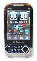 Телефон DONOD D9101+ 2SIM+TV+ FM+ Bluetooth