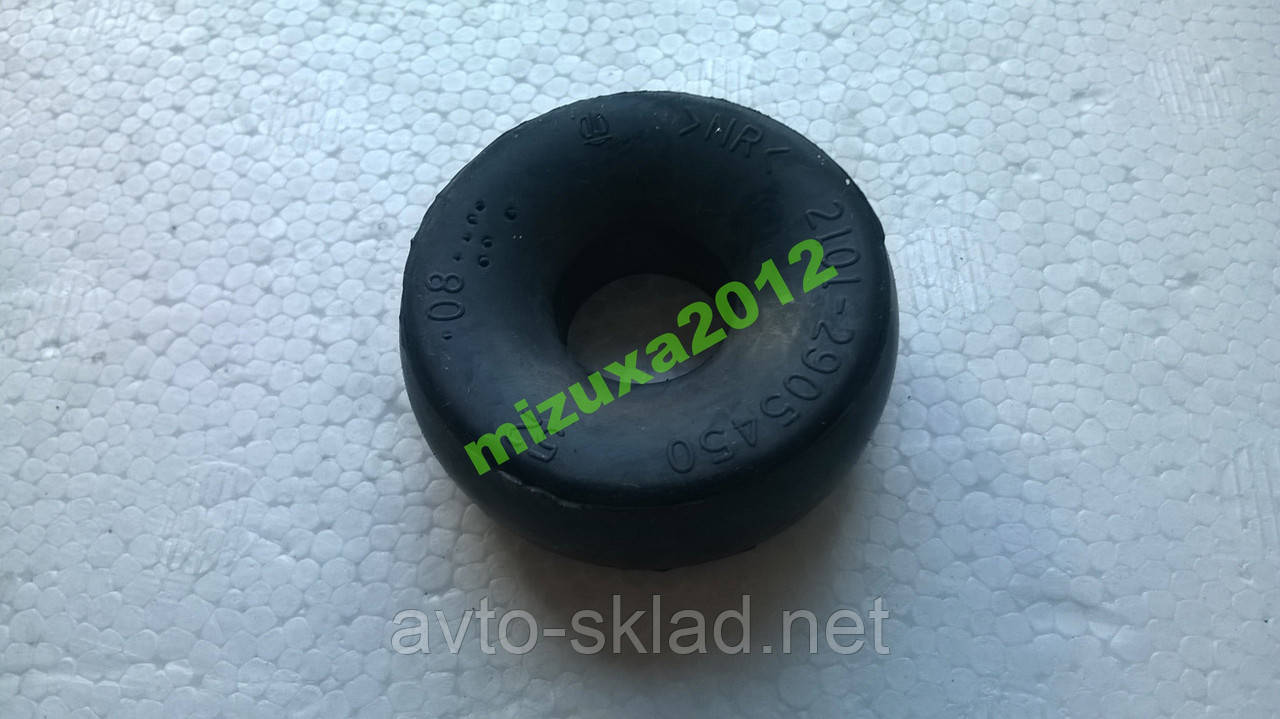 Подушка амортизатора переднего  2101-07 БРТ бублик