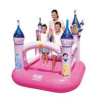Детский игровой центр-батут Замок BestWay 91050