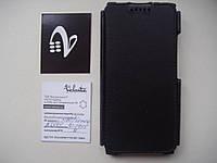 ЧЕХОЛ-КНИЖКА (КОЖА) VALENTA для LENOVO A5000