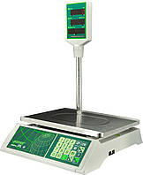 Торговые весы Jadever JPL 15K LED/LCD (до 15 кг, 5 г)