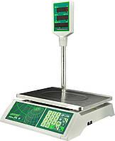 Торговые весы Vagar VP-L 15K LCD/LED (до 15 кг, 5 г)