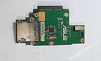 Переходник HDD Asus K50C 60-NVKCR1000-D03