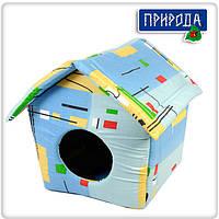 Дом для собаки Карина (32*32*40)