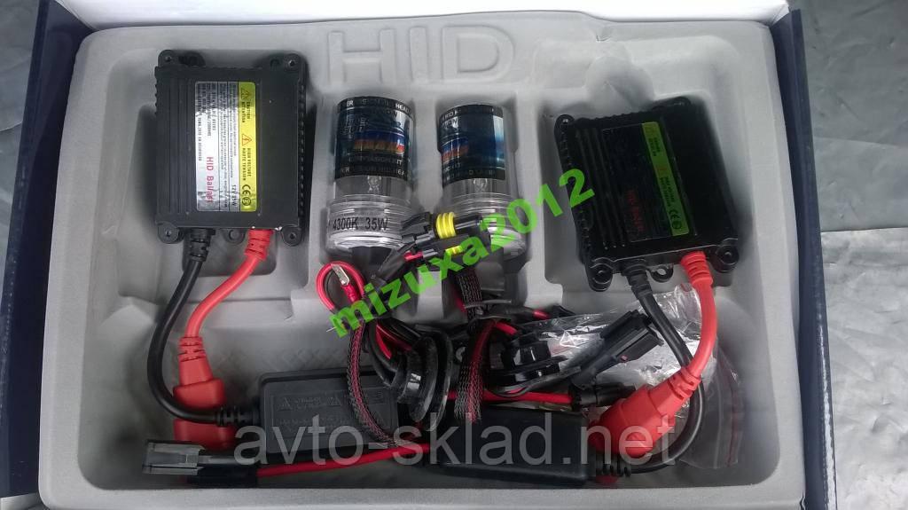 Ксенон Н1 HID 4300К DC комплект