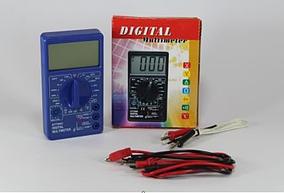 Мультиметр универсальный DT-700C(со звуком+температура)