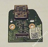 Плата USB Dell Inspiron 5720 7720 17R DA0R09TB6D1