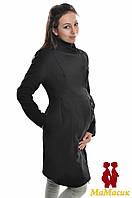 Пальто демисезонное классическое 3в1: беременность, слингоношение, обычное пальто, фото 1