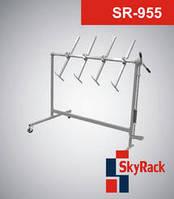 SR-955 Мобильный стенд для окраски съемных деталей