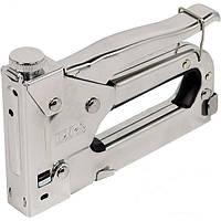 Степлер професс. металл.корпус 4-14 мм с регулятором, PREMIUM Miol 71-060