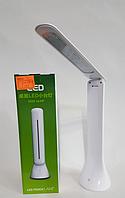 Светодиодная настольная лампа с аккумулятором , USB