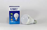 Светодиодная лед-лампочка UKC LED LAMP E27 9W