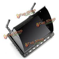 Skyzone HD02 40ch 5.8G 7-дюймов 1024x600 HD FPV монитор HDMI с/без видеорегистратор построить в батарее