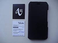 ЧЕХОЛ-КНИЖКА (КОЖА) VALENTA для LENOVO S60